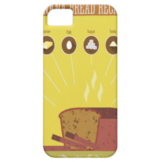 Banana Bread Day - Appreciation Day Case For The iPhone 5