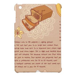 Banana Bread Day - Appreciation Day Cover For The iPad Mini