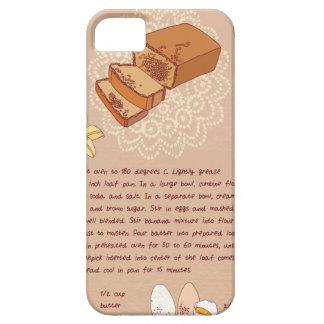 Banana Bread Day - Appreciation Day iPhone 5 Cases
