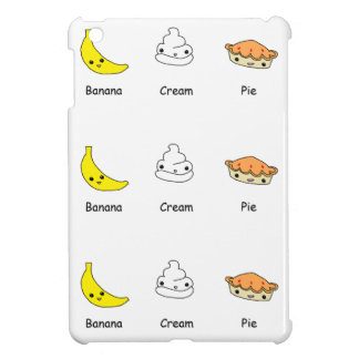 Banana Cream Pie Friends Case For The iPad Mini