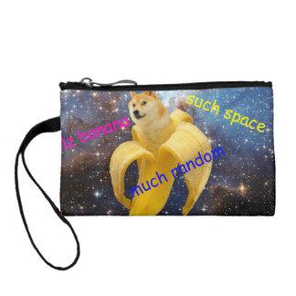 banana   - doge - shibe - space - wow doge coin purse