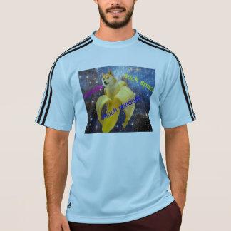 banana   - doge - shibe - space - wow doge T-Shirt