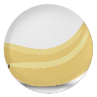 Banana Drawing Plate