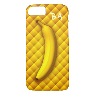 Banana Flavour iPhone 7 Case