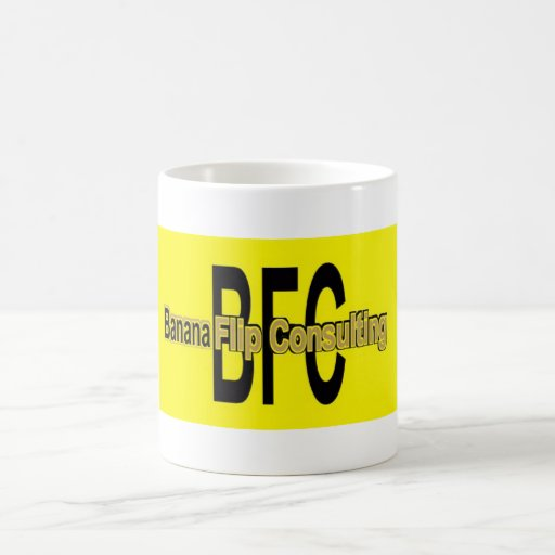Banana Flip Consulting Mug
