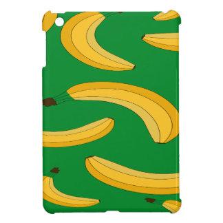 Banana fruit pattern iPad mini cases