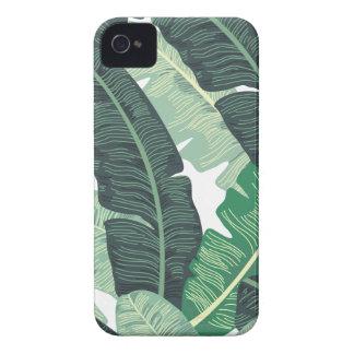 Banana Leaf iPhone 4 Case-Mate Case