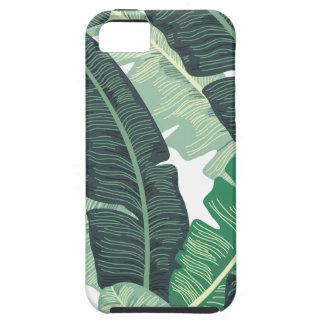 Banana Leaf iPhone 5 Cases