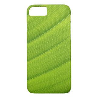 Banana leaf iPhone 7 cover