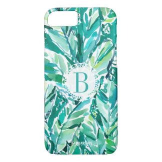 BANANA LEAF JUNGLE Green Tropical iPhone 7 Case
