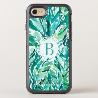 BANANA LEAF JUNGLE Green Tropical OtterBox Symmetry iPhone 7 Case