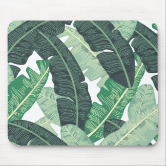 Banana Leaf Mouse Pad