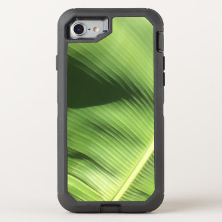 Banana Leaf OtterBox Defender iPhone 8/7 Case