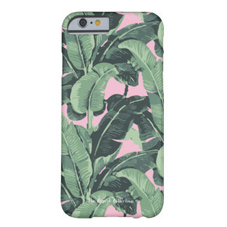 Banana leaf palms iPhone 6/6s case