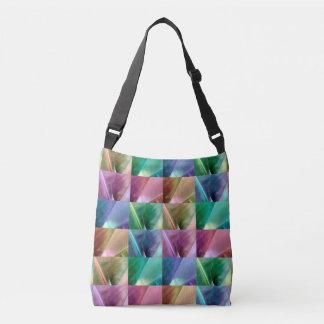 Banana Leaf Quilt Tote Bag