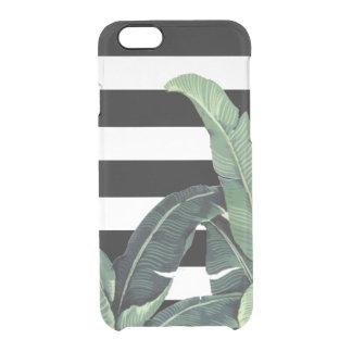 Banana Leaf Stripe iPhone 6/6s Case - Martinique