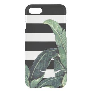Banana Leaf Stripe iPhone 7 Case - Martinique