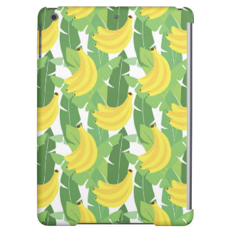 Banana Leaves And Fruit Pattern