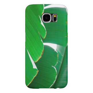 Banana Leaves Samsung Galaxy S6 Cases
