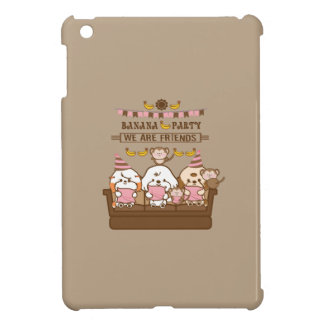 Banana party cover for the iPad mini