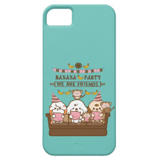 Banana party iPhone 5 covers