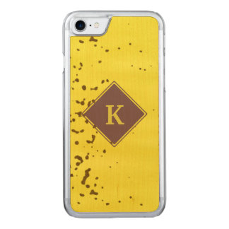 Banana Peel Carved iPhone 8/7 Case