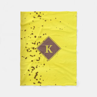 Banana Peel Fleece Blanket
