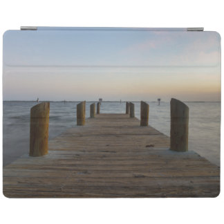 Banana River Dock iPad Cover