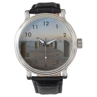 Banana River Dock Wristwatch