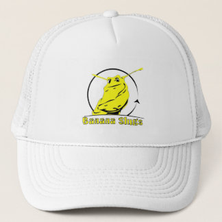 Banana Slugs Snap Back Trucker Hat