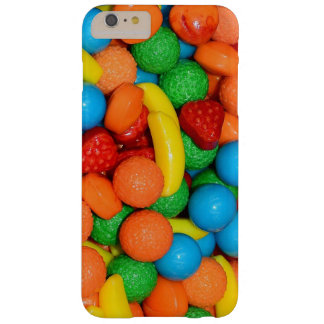 Banana, Strawberry and Lime Candy Barely There iPhone 6 Plus Case