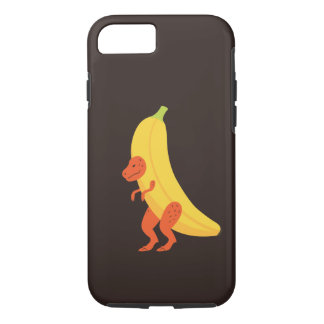 Banana T Rex iPhone 8/7 Case