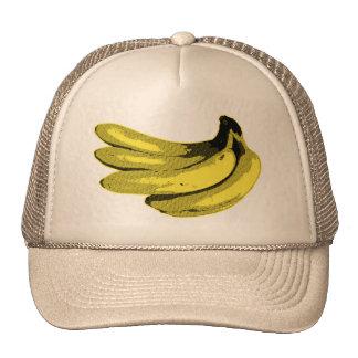 Banana Yellow Graphic Cap