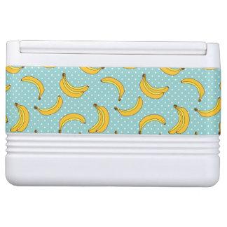 Bananas And Polk Dots Cooler