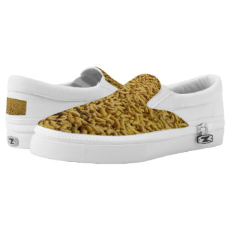 Bananas Custom Zipz Slip On Shoes,  Men & Women Printed Shoes