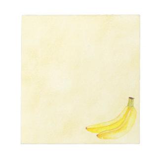 Bananas Notepad