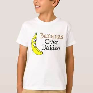 Bananas Over Daideo T-Shirt