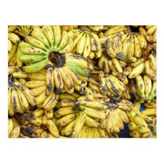 bananas! postcard