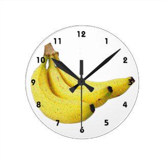 Bananas Wallclock