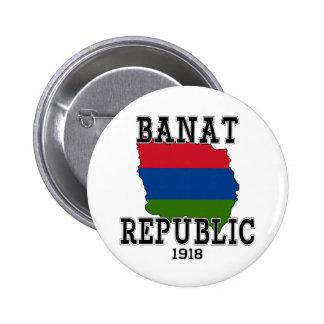 Banat Republic Button