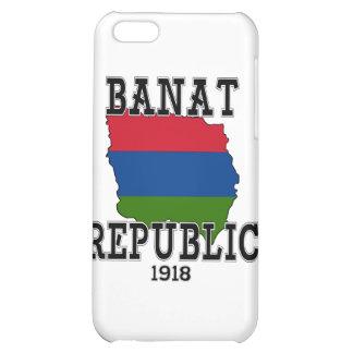 Banat Republic Cover For iPhone 5C