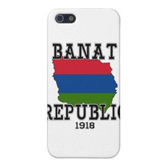 Banat Republic iPhone 5 Cases