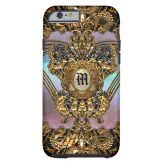 Bancroftyne Drama Girl 6/6s Monogram Tough iPhone 6 Case
