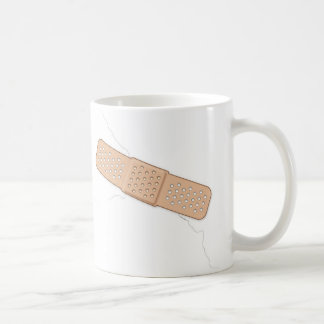 Band-Aid Coffee Mug