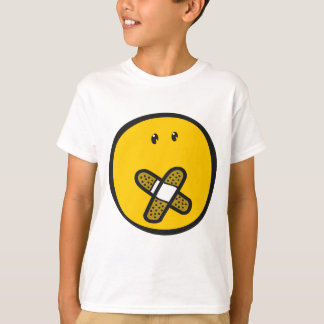 Band Aid Emoji T-Shirt