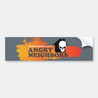 Band Bumper Sticker