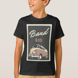 Band Bus Apparel T-Shirt