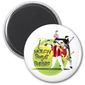 Band Button - pick your size Magnet
