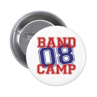 Band Camp 08 Pin