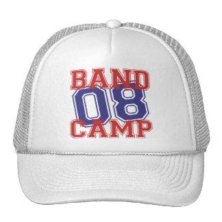 Band Camp 08 Mesh Hats